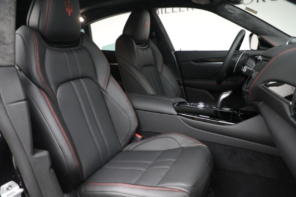 New 2022 Maserati Levante GT for sale Call for price at Bentley Greenwich in Greenwich CT 06830 26