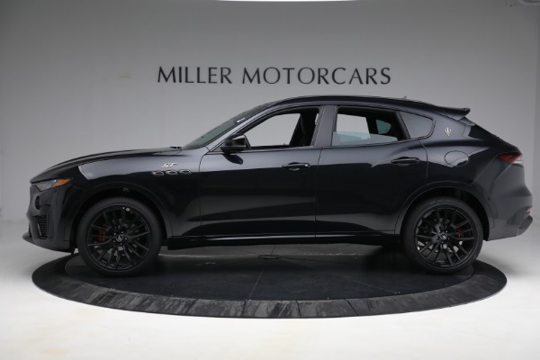 New 2022 Maserati Levante GT for sale Call for price at Bentley Greenwich in Greenwich CT 06830 3