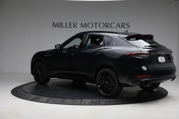 New 2022 Maserati Levante GT for sale Call for price at Bentley Greenwich in Greenwich CT 06830 4