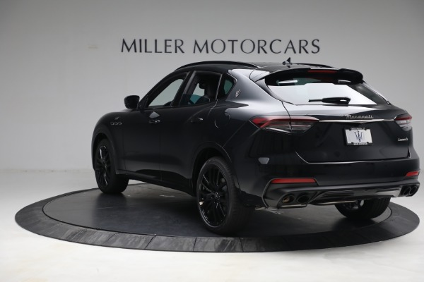 New 2022 Maserati Levante GT for sale Call for price at Bentley Greenwich in Greenwich CT 06830 5