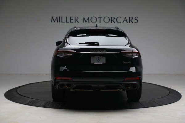 New 2022 Maserati Levante GT for sale Call for price at Bentley Greenwich in Greenwich CT 06830 6