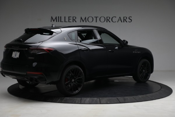 New 2022 Maserati Levante GT for sale Call for price at Bentley Greenwich in Greenwich CT 06830 8