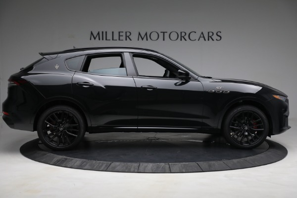 New 2022 Maserati Levante GT for sale Call for price at Bentley Greenwich in Greenwich CT 06830 9