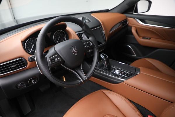 New 2022 Maserati Levante Modena for sale $104,545 at Bentley Greenwich in Greenwich CT 06830 13