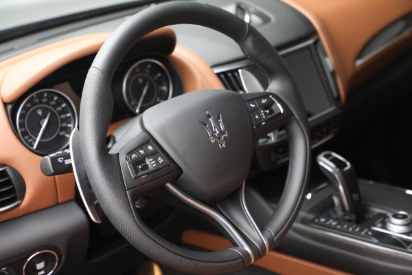 New 2022 Maserati Levante Modena for sale $104,545 at Bentley Greenwich in Greenwich CT 06830 17