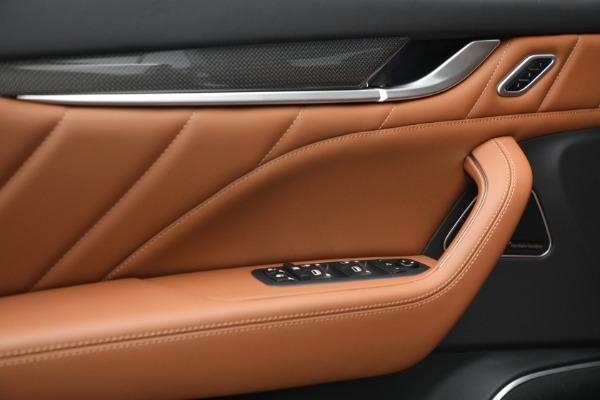 New 2022 Maserati Levante Modena for sale $104,545 at Bentley Greenwich in Greenwich CT 06830 19