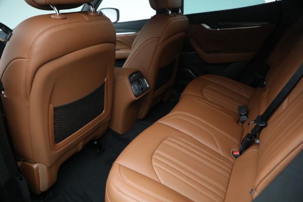 New 2022 Maserati Levante Modena for sale $104,545 at Bentley Greenwich in Greenwich CT 06830 21