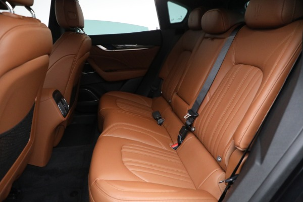 New 2022 Maserati Levante Modena for sale $104,545 at Bentley Greenwich in Greenwich CT 06830 22
