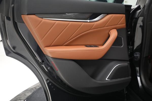 New 2022 Maserati Levante Modena for sale $104,545 at Bentley Greenwich in Greenwich CT 06830 23