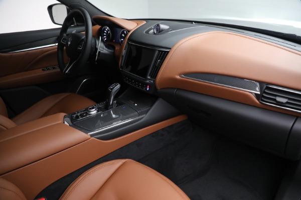 New 2022 Maserati Levante Modena for sale $104,545 at Bentley Greenwich in Greenwich CT 06830 24