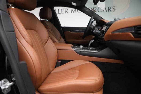 New 2022 Maserati Levante Modena for sale $104,545 at Bentley Greenwich in Greenwich CT 06830 25
