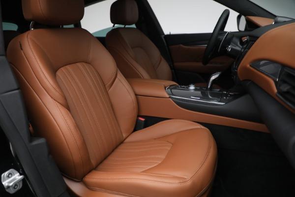 New 2022 Maserati Levante Modena for sale $104,545 at Bentley Greenwich in Greenwich CT 06830 26