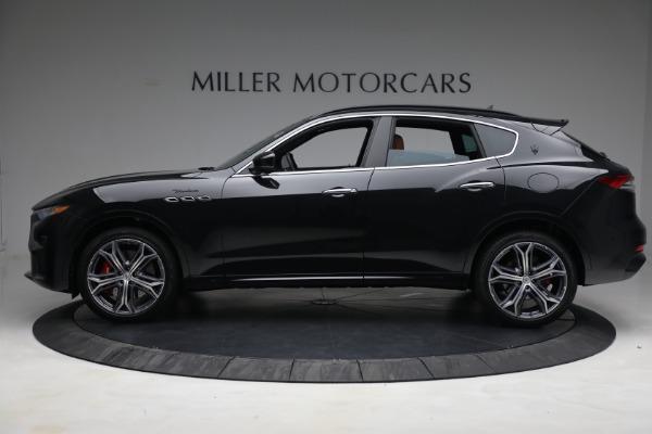 New 2022 Maserati Levante Modena for sale $104,545 at Bentley Greenwich in Greenwich CT 06830 3
