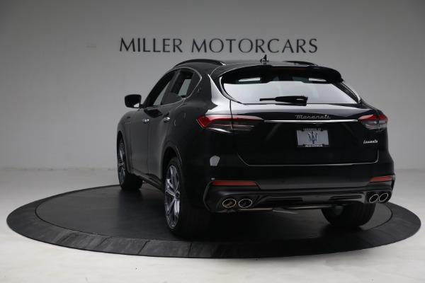 New 2022 Maserati Levante Modena for sale $104,545 at Bentley Greenwich in Greenwich CT 06830 5