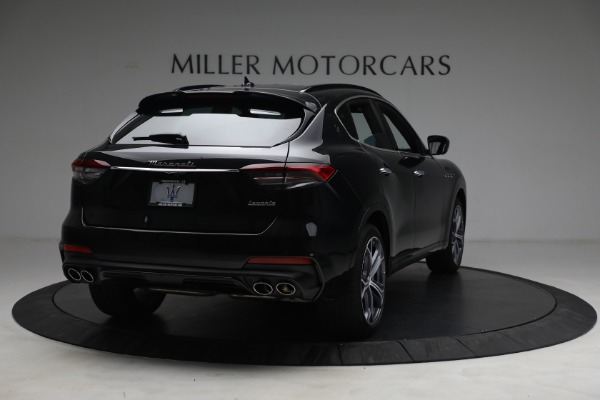 New 2022 Maserati Levante Modena for sale $104,545 at Bentley Greenwich in Greenwich CT 06830 7