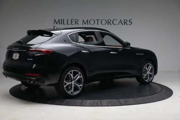 New 2022 Maserati Levante Modena for sale $104,545 at Bentley Greenwich in Greenwich CT 06830 8