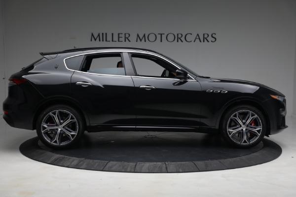 New 2022 Maserati Levante Modena for sale $104,545 at Bentley Greenwich in Greenwich CT 06830 9