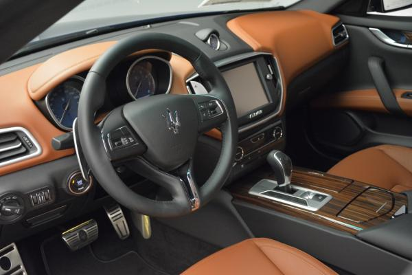 New 2016 Maserati Ghibli S Q4 for sale Sold at Bentley Greenwich in Greenwich CT 06830 13