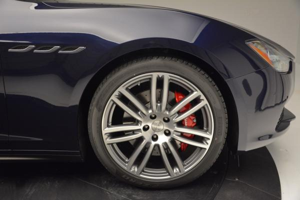 New 2016 Maserati Ghibli S Q4 for sale Sold at Bentley Greenwich in Greenwich CT 06830 25