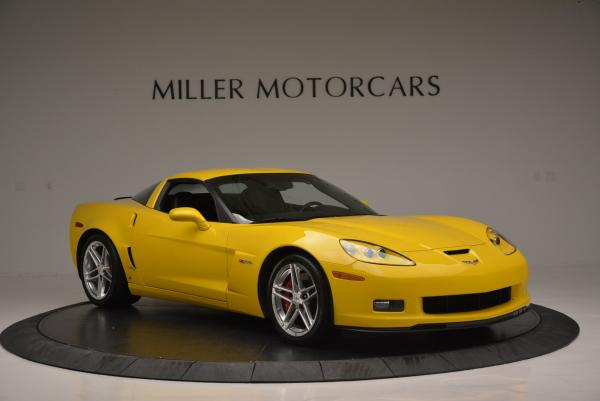 Used 2006 Chevrolet Corvette Z06 Hardtop for sale Sold at Bentley Greenwich in Greenwich CT 06830 10