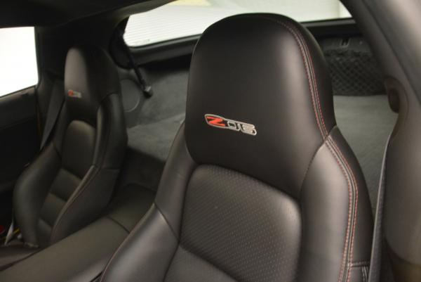 Used 2006 Chevrolet Corvette Z06 Hardtop for sale Sold at Bentley Greenwich in Greenwich CT 06830 14