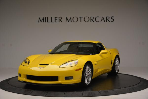 Used 2006 Chevrolet Corvette Z06 Hardtop for sale Sold at Bentley Greenwich in Greenwich CT 06830 2