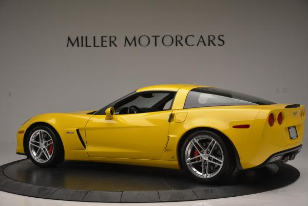 Used 2006 Chevrolet Corvette Z06 Hardtop for sale Sold at Bentley Greenwich in Greenwich CT 06830 4