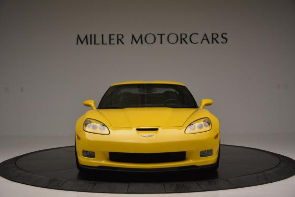Used 2006 Chevrolet Corvette Z06 Hardtop for sale Sold at Bentley Greenwich in Greenwich CT 06830 5