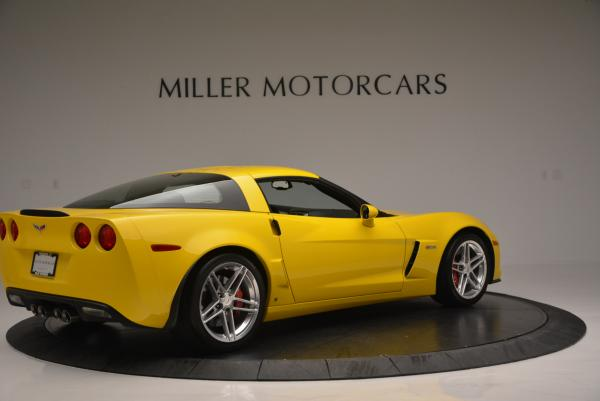 Used 2006 Chevrolet Corvette Z06 Hardtop for sale Sold at Bentley Greenwich in Greenwich CT 06830 7