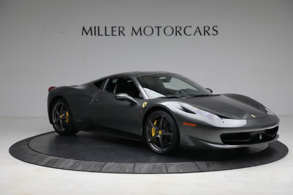 Used 2011 Ferrari 458 Italia for sale $229,900 at Bentley Greenwich in Greenwich CT 06830 10