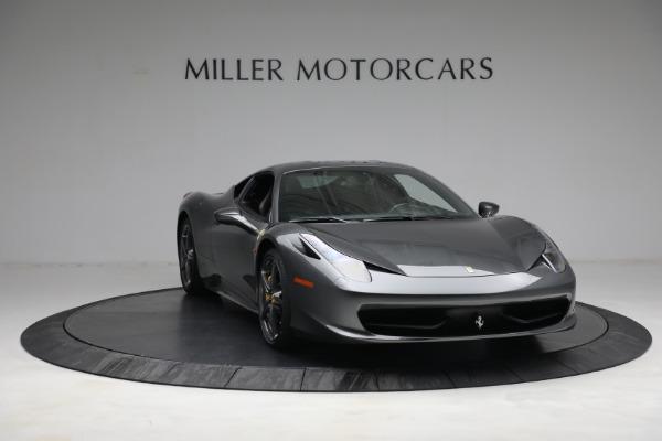 Used 2011 Ferrari 458 Italia for sale $229,900 at Bentley Greenwich in Greenwich CT 06830 11