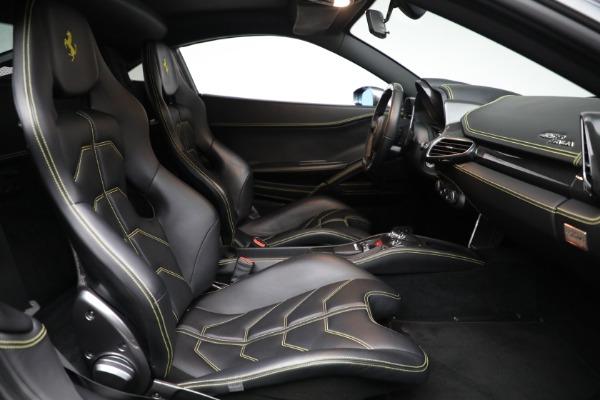 Used 2011 Ferrari 458 Italia for sale $229,900 at Bentley Greenwich in Greenwich CT 06830 18