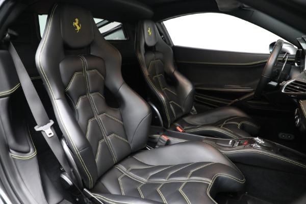 Used 2011 Ferrari 458 Italia for sale $229,900 at Bentley Greenwich in Greenwich CT 06830 19