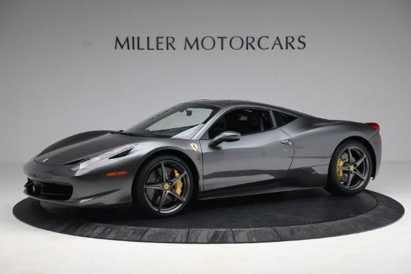 Used 2011 Ferrari 458 Italia for sale $229,900 at Bentley Greenwich in Greenwich CT 06830 2