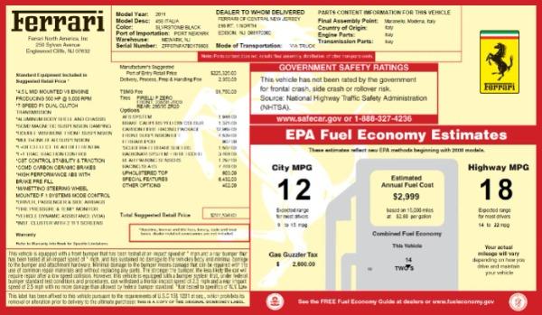 Used 2011 Ferrari 458 Italia for sale $229,900 at Bentley Greenwich in Greenwich CT 06830 25