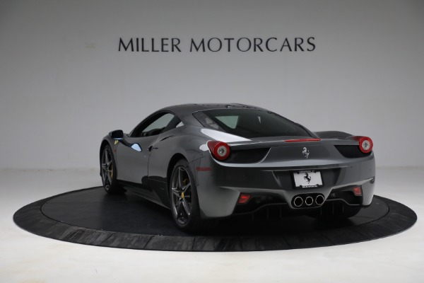 Used 2011 Ferrari 458 Italia for sale $229,900 at Bentley Greenwich in Greenwich CT 06830 5