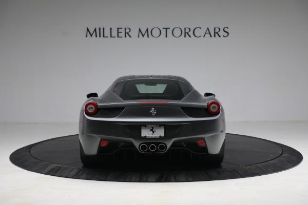 Used 2011 Ferrari 458 Italia for sale $229,900 at Bentley Greenwich in Greenwich CT 06830 6