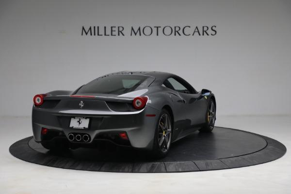Used 2011 Ferrari 458 Italia for sale $229,900 at Bentley Greenwich in Greenwich CT 06830 7