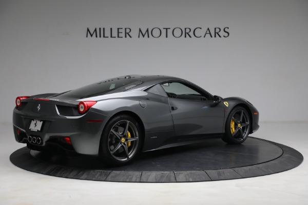 Used 2011 Ferrari 458 Italia for sale $229,900 at Bentley Greenwich in Greenwich CT 06830 8