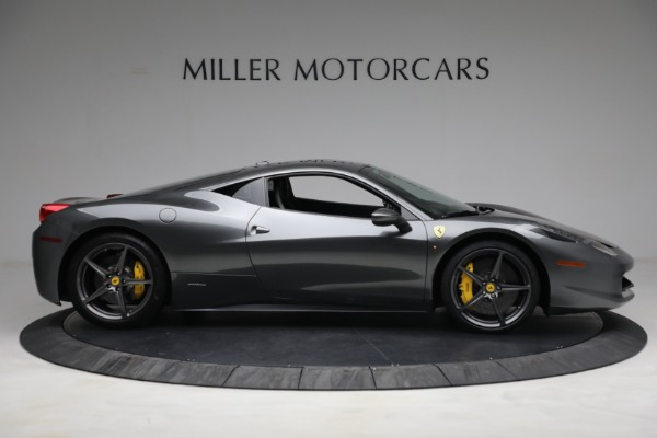 Used 2011 Ferrari 458 Italia for sale $229,900 at Bentley Greenwich in Greenwich CT 06830 9