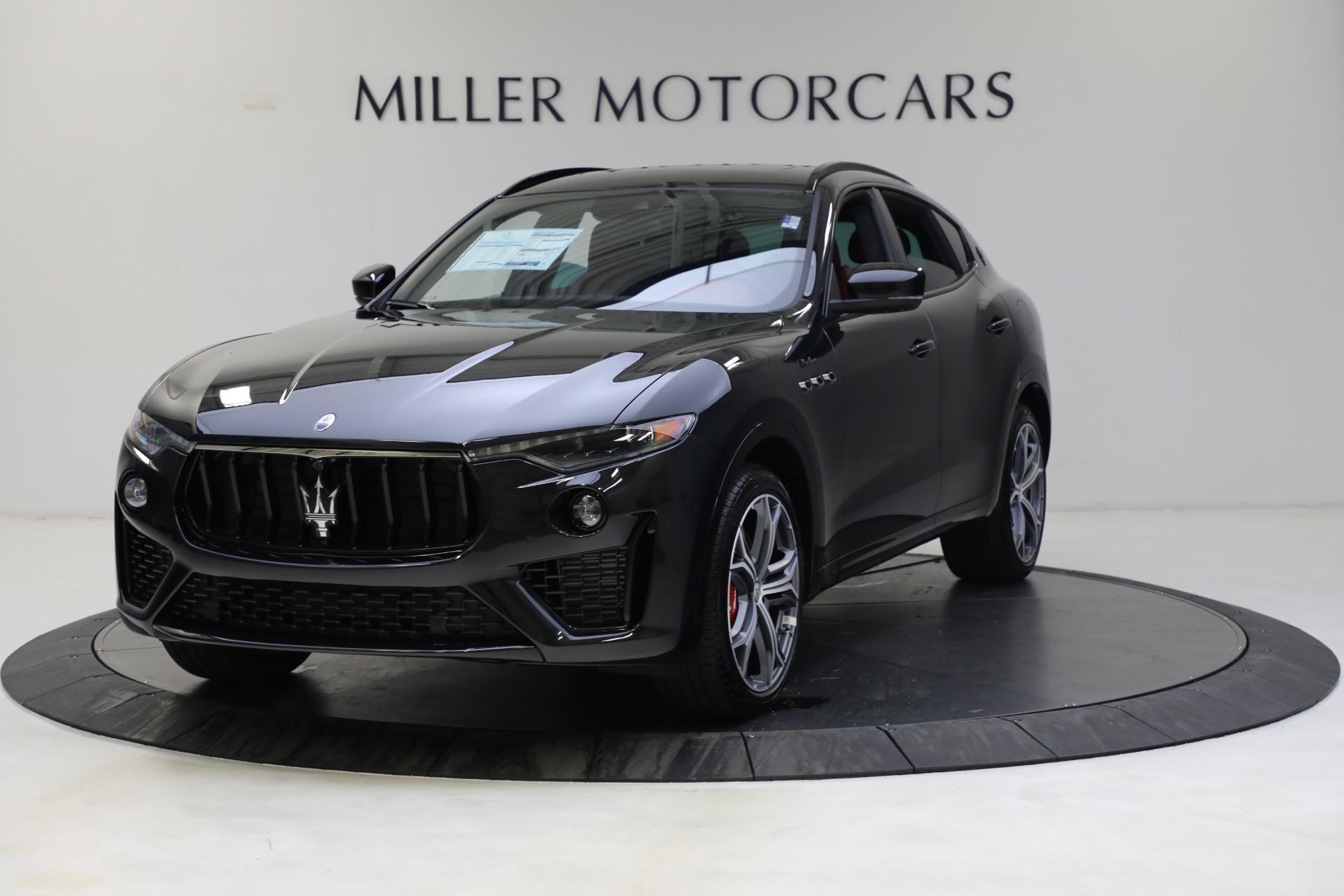 New 2022 Maserati Levante Modena for sale $113,375 at Bentley Greenwich in Greenwich CT 06830 1
