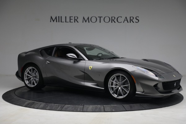 Used 2018 Ferrari 812 Superfast for sale Call for price at Bentley Greenwich in Greenwich CT 06830 10