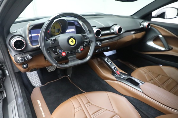 Used 2018 Ferrari 812 Superfast for sale Call for price at Bentley Greenwich in Greenwich CT 06830 13