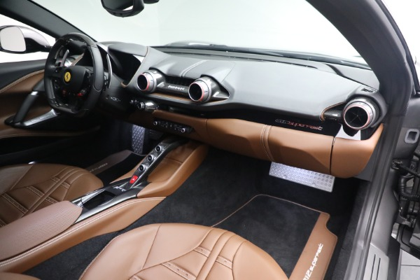 Used 2018 Ferrari 812 Superfast for sale Call for price at Bentley Greenwich in Greenwich CT 06830 17