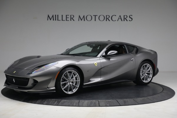 Used 2018 Ferrari 812 Superfast for sale Call for price at Bentley Greenwich in Greenwich CT 06830 2