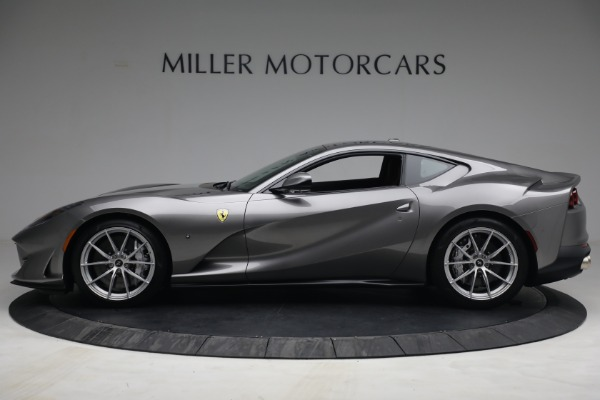 Used 2018 Ferrari 812 Superfast for sale Call for price at Bentley Greenwich in Greenwich CT 06830 3