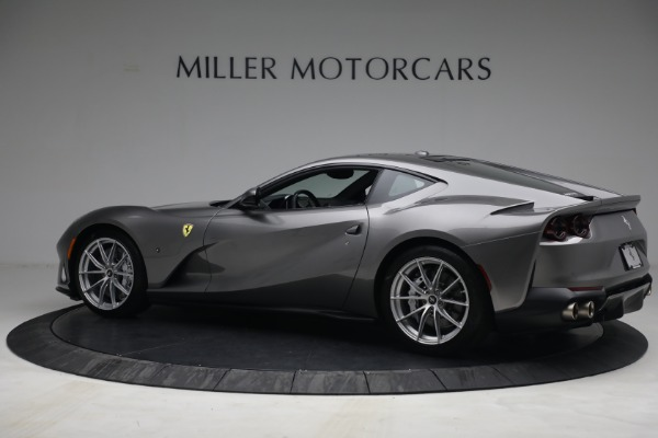 Used 2018 Ferrari 812 Superfast for sale Call for price at Bentley Greenwich in Greenwich CT 06830 4