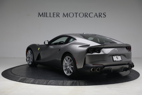 Used 2018 Ferrari 812 Superfast for sale Call for price at Bentley Greenwich in Greenwich CT 06830 5