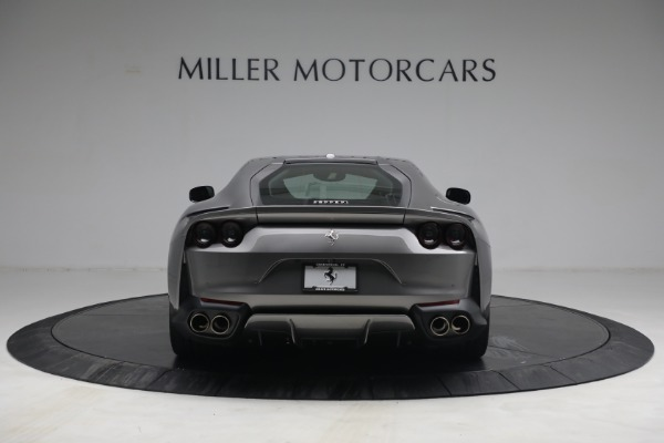 Used 2018 Ferrari 812 Superfast for sale Call for price at Bentley Greenwich in Greenwich CT 06830 6