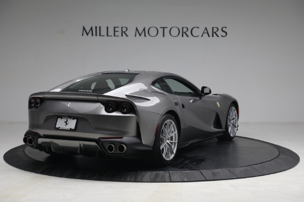 Used 2018 Ferrari 812 Superfast for sale Call for price at Bentley Greenwich in Greenwich CT 06830 7